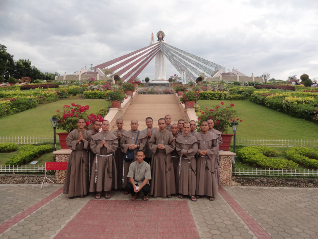 Franciscans of the Divine Mercy Samar