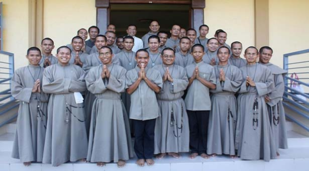 VOCATION TO THE FRANCISCANS OF THE DIVINE MERCY